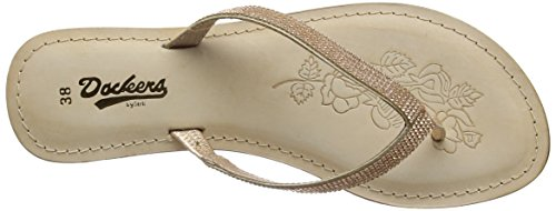 Dockers by Gerli 34fl210-107760, Tongs Femme Rose (Rosa 760)