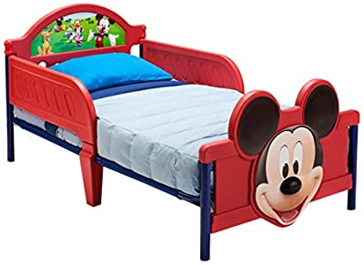 cama infantil Mickey Mouse. Licencia Disney. medidas 140cms x 70cms. 12BB86681MM
