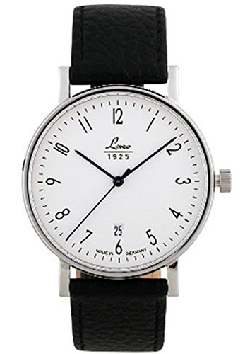 Laco Classic Mens Analogue Automatic Watch with Leather Bracelet 861961