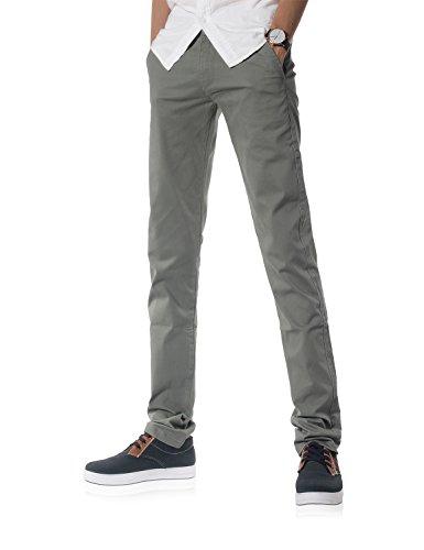 Demon&Hunter 910X Delgado Serie Pantalones Hombre