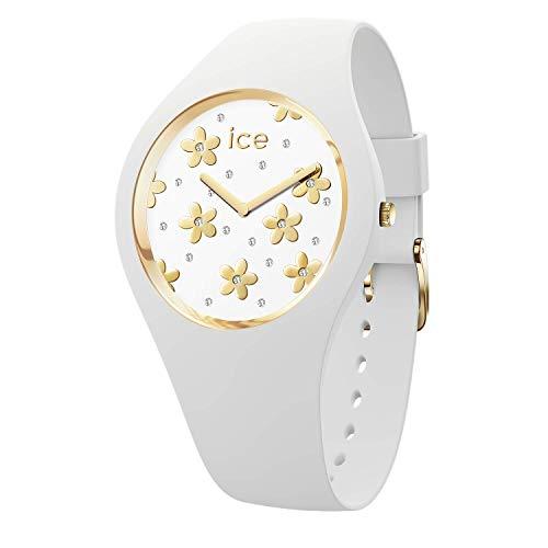 Ice-Watch Reloj Analógico para Mujer de Cuarzo con Correa en Silicona 016667