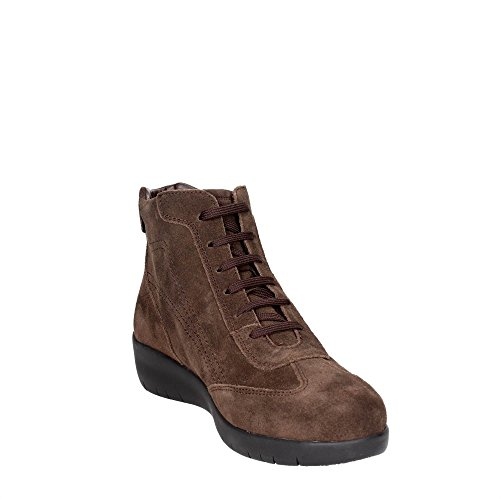 Stonefly 107103 M37 Haute Sneakers Femme Marron