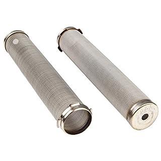 AES p.1550300–vielfältig Filter für q-tech airlessco amspray Asturo Graco und geen Luft Pumpe 300, Netzstoff, 27mm, 144mm Länge x (10Stück)
