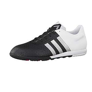 adidas - Chaussures de football - Chaussure ACE 15+ Primeknit Cage - Core Black - 39 1/3
