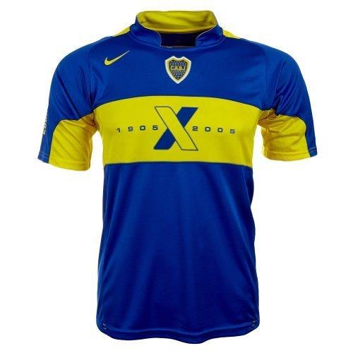Nike Boca Juniors Jersey Y - Blues, L