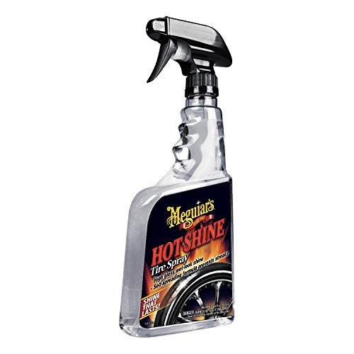 Meguiars Hot service High Gloss Tire Spray Trigger-G12024 -