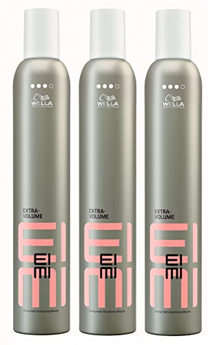 Wella Eimi extra Volume Mousse Juego 3 x 500 ml