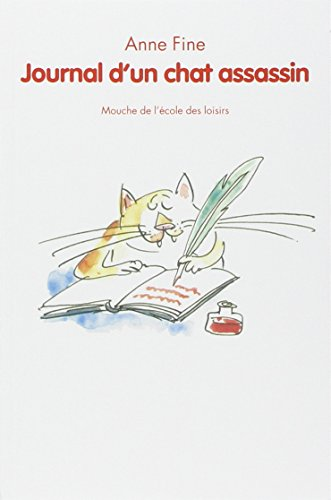 Journal d'un chat assassin par Anne Fine