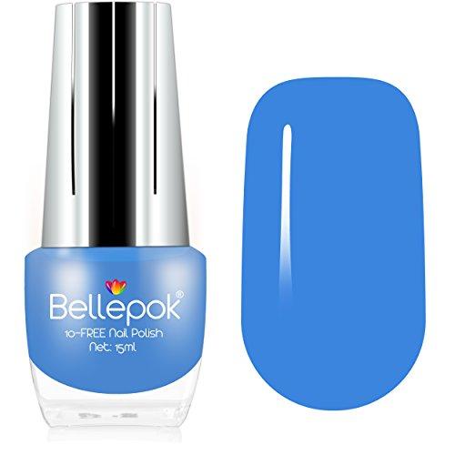 Natural Nagellack mit eco-formula) Baby Blau