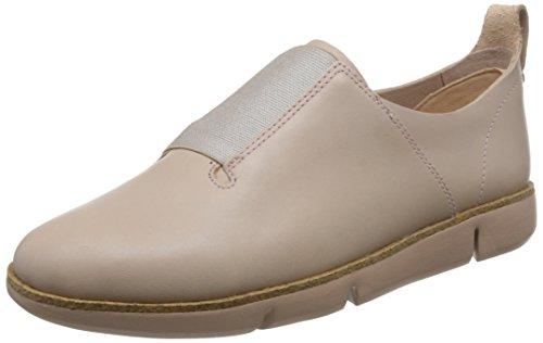Clarks Damen Tri Form Slipper, Pink (Nude Pink Lea), 40 EU