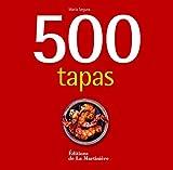 Telecharger Livres 500 tapas (PDF,EPUB,MOBI) gratuits en Francaise