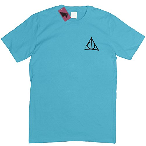Prism Clothing Co. Herren T-Shirt Blau (Surf Blue)