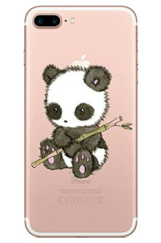 qissyr-coque-cover-iphone-7-plus-transparent-ultra-mince-panda-mignon-tpu-souple-etui-de-protection-