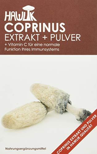 Hawlik Gesundheitsprodukte Coprinus Extrakt + Pulver, 32 g