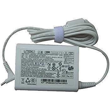 AC Adaptateur secteur pourAcer Aspire S7-191 S7-391chargeur ordinateur portable, adaptateur, alimentation(avec garantie 12 mois et câble d'alimentation européen)