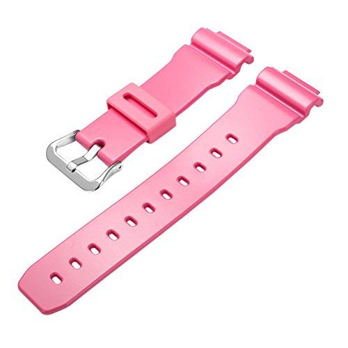 G-shock-uhr Band Ersatz (Meijunter Ersatz Resin Uhrenarmband Uhrarmband Gurt Armband Band Watchband für Casio G-Shock DW-6900SN-4)