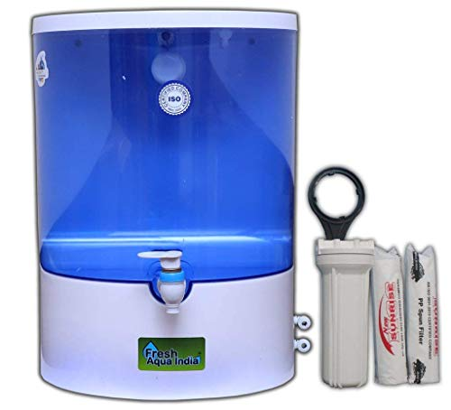 Fresh Aqua India RO+Mineral Booster Water Purifier (echo100)