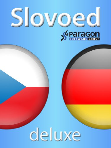 Slovoed Deluxe German-Czech dictionary (Slovoed dictionaries)