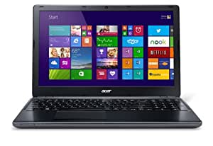 Acer Aspire E1-522 15.6 inch Laptop (AMD A4-5000 1.5GHz Processor, 6GB RAM, 750GB HDD, DVDSM DL, LAN, WLAN, Webcam, Integrated Graphics, Windows 8)