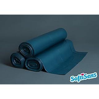250 blaue Müllsäcke