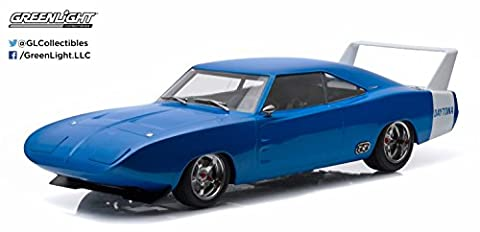 Greenlight Collectibles Artisan Collection 1969 Dodge Charger Daytona Custom Rear