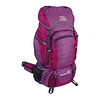 Highlander Expedition Rucksack ꟷ 60L, 65L & 85L Quality Backpack ꟷ Ideal for Hiking, Backpacking, DofE, Scouting Trips… 10