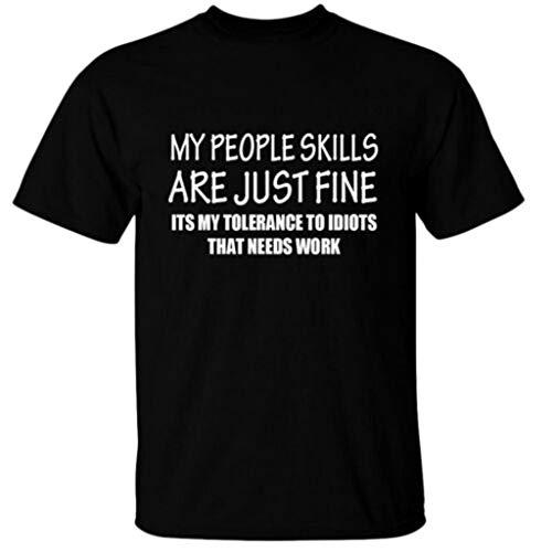 LILICAT Shirts Herren T-Shirt Kurzarm Shirt Mit Print Und Rundhalsausschnitt Slim Fit Shirt Sweatshirt Kurzarm Tops Baumwolle Baumwolle Oberteile