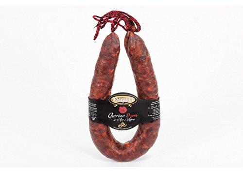 Chorizo de León al ajo negro (picante) - Ezequiel 500 gramos - Sin gluten