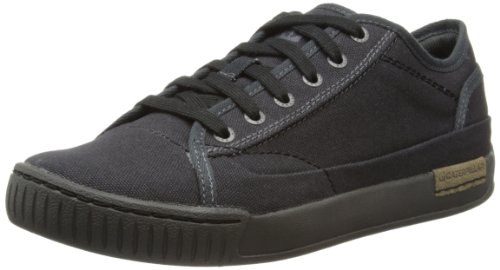 Cat Footwear INTRO CANVAS, Sneaker uomo, Nero (Schwarz (BLACK)), 40