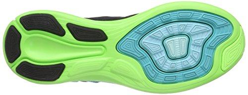 Nike Nike Lunareclipse 5, Chaussures de course homme Noir - Schwarz (Schwarz / Blau)