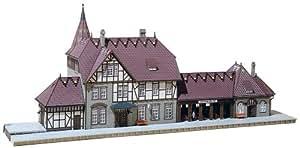"FALLER 110116 - Bahnhof ""Schwarzburg"""