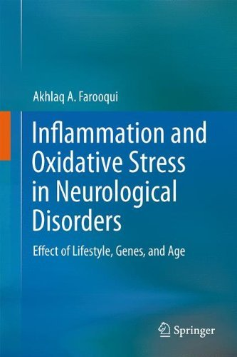 Inflammation and Oxidative Stress in Neurological Disorders: Effect of Lifestyle, Genes, and Age by Akhlaq A. Farooqui (2014-02-10)