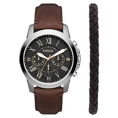 Fossil FS5390SET Reloj de Hombres