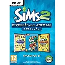 Os Sims 2 Diversao Com Animais Coleccao Pc Pt