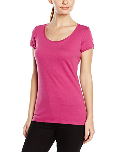 Stedman Apparel Damen T-Shirt Megan (Crew Neck)/st9120 Premium Rosa - Cupcake Pink