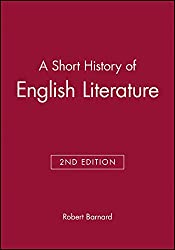 A Short History of English Literature Second Editon