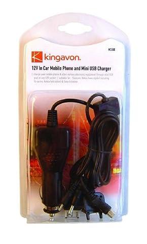 Kingavon BB-MC400 Car Mobile Phone and Mini USB