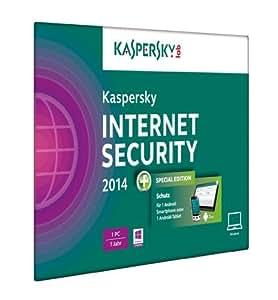 Kaspersky Internet Security 2014 - 1 PC + Android Security (Frustfreie Verpackung)