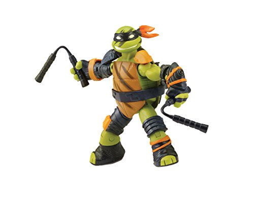 Turtles Ninja Super (Teenage Mutant Ninja Turtles Super Ninja Michelangelo Turtles Action)