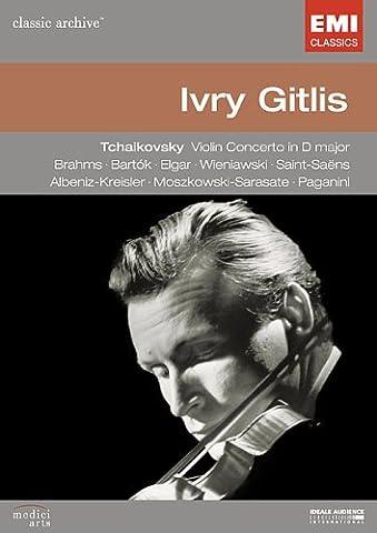 Ivry Gitlis - Ivry