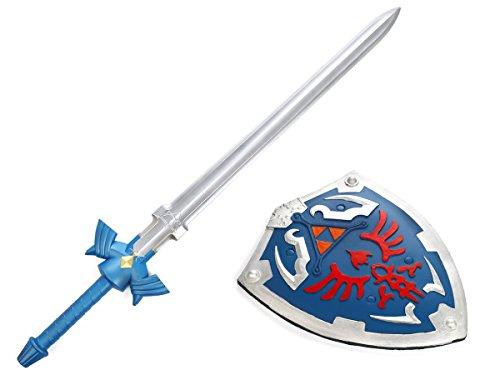 KeySmart The Legend of Zelda Schwerter und Schild aus PU-Schaum
