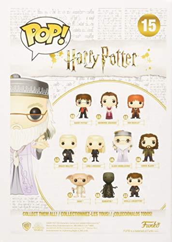 Funko - POP! Vinilo Colección Harry Potter - Figura Albus Dumbledore (5891) 3