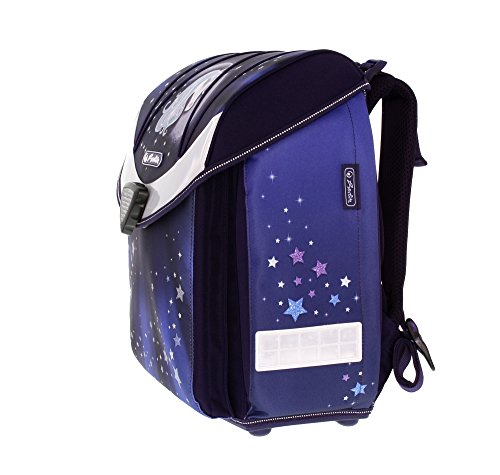 herlitz 11407467 Schulranzen Flexi plus, starlight - 4