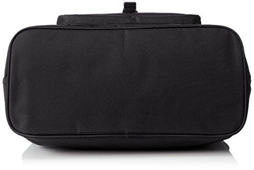 Bogner 0494001 - Borsa a Tracolla da Donna, 35x26x18 cm Nero (jet black 356)