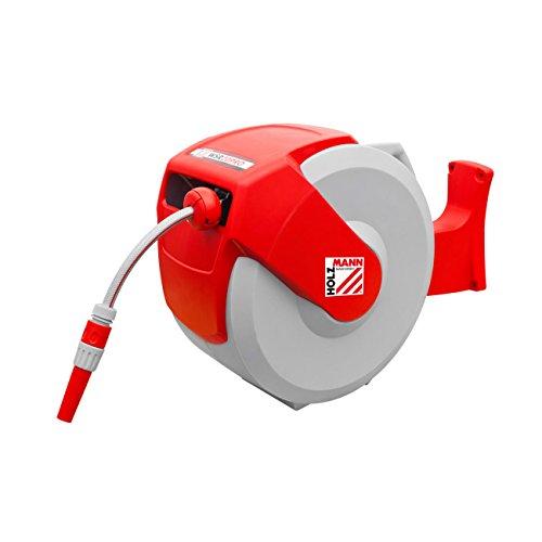 Holzmann Profi - Wasserschlauchaufroller 20M (Delta Box)