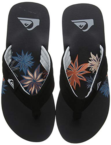 Quiksilver Molokai Layback-Sandals for Men, Tongs Homm