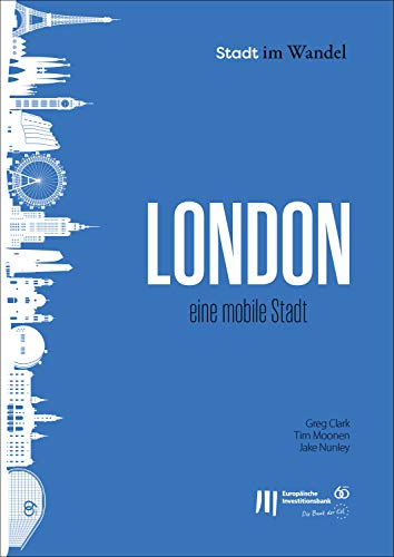 Couverture du livre London eine mobile Stadt (Stadt im Wandel t. 4)