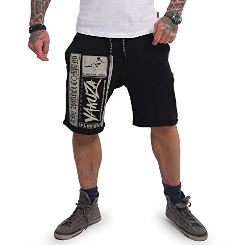 Yakuza Herren Fuck Religion Sweat Shorts