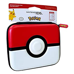 Universelles Case Pokéball Edition für alle DS/2DS/3DS/XL [ ]
