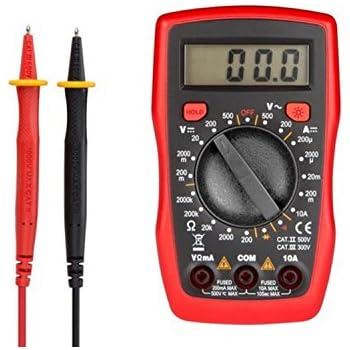 Rechteckgenerator Widerstandsmessung UNI-T Digital-Multimeter UT33D//MIE0045 AC Spannungspr/üfer DC Strom Durchgangs-und Diodentest